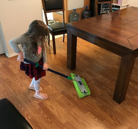 Let's Talk Kids and Chores